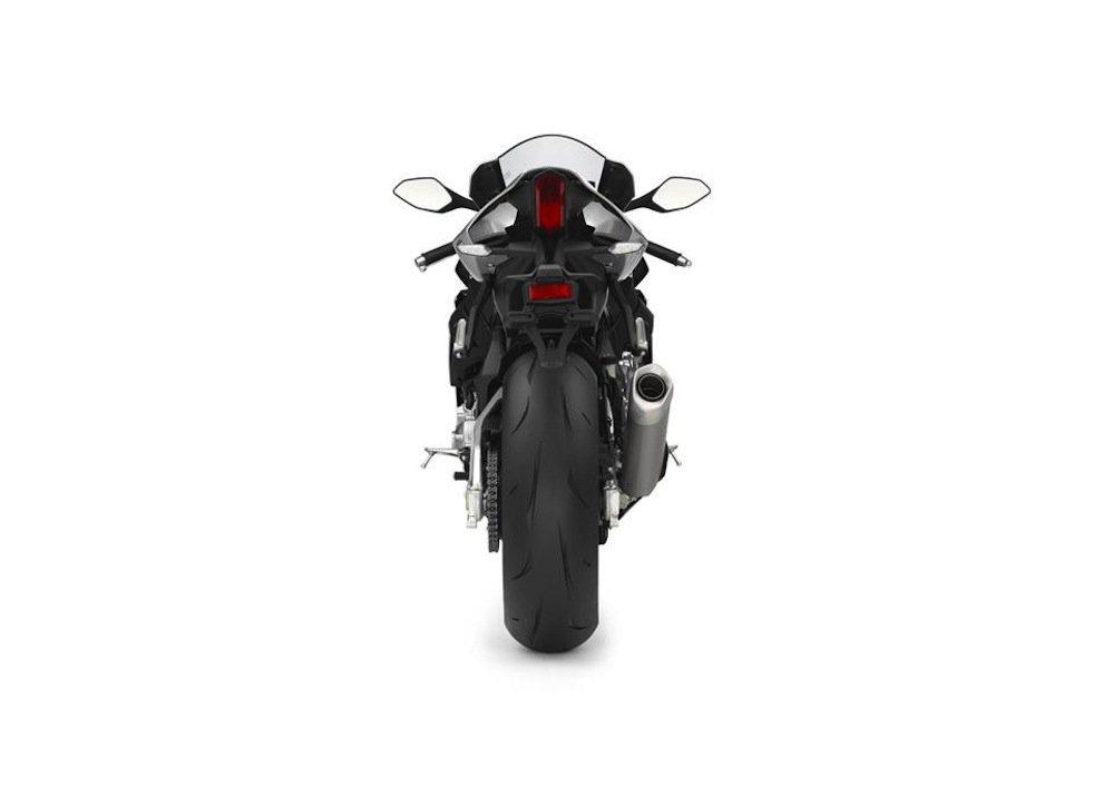 Yamaha YZF-R1M m.y. 2016, ora è disponibile - Foto 15 di 17