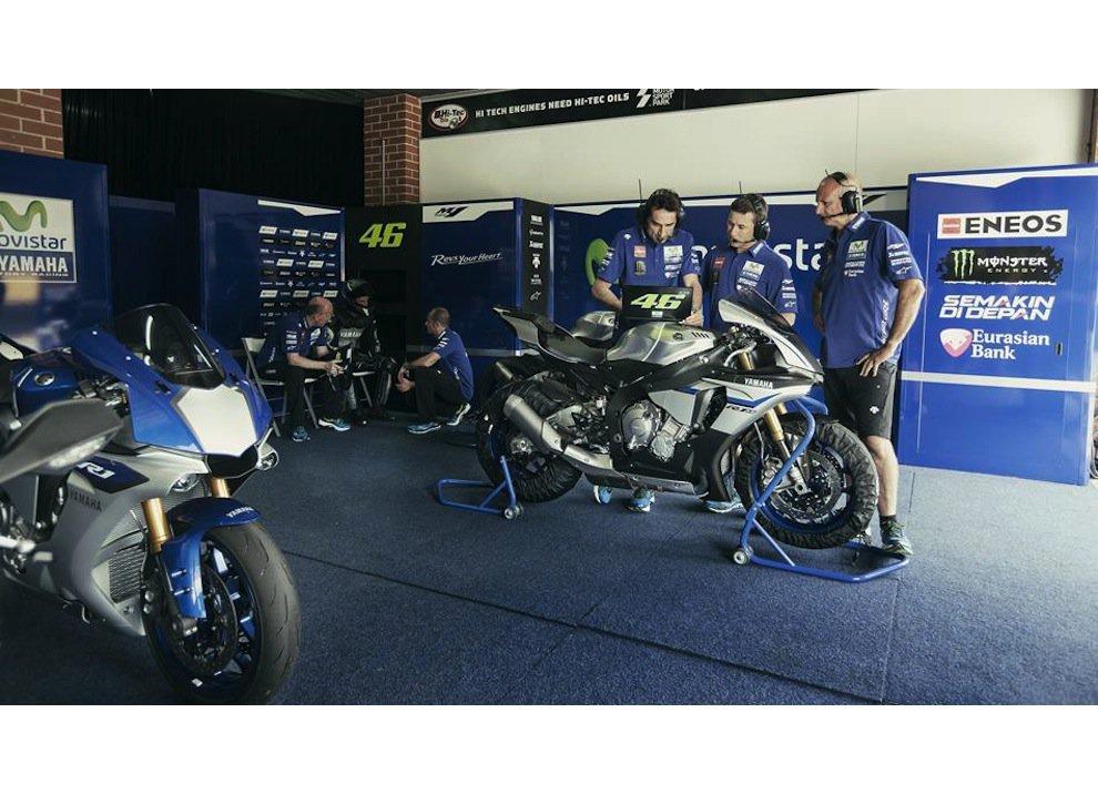 Yamaha YZF-R1M m.y. 2016, ora è disponibile - Foto 5 di 17