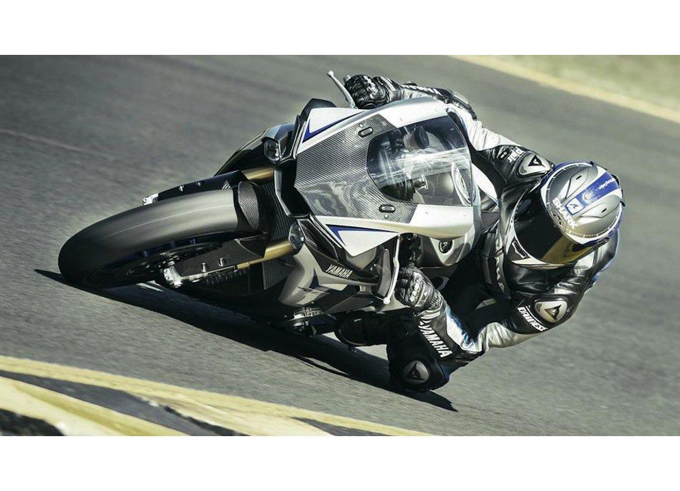 Yamaha YZF-R1M m.y. 2016, ora è disponibile