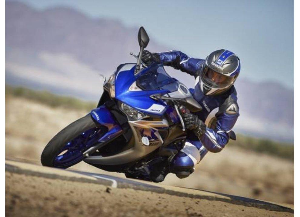 Yamaha YZF-R3 novità 2015