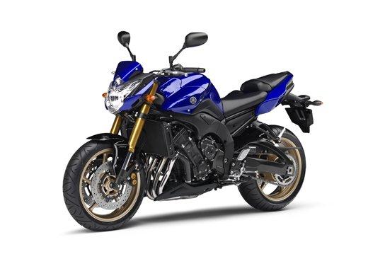 Yamaha FZ8/Fazer 8 – Test Ride