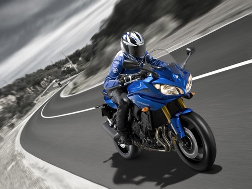Yamaha Fazer8 2010 - Foto 5 di 14