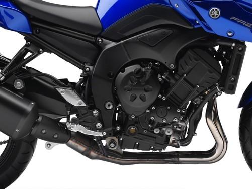 Yamaha Fazer8 2010 - Foto 6 di 14