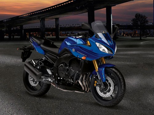 Yamaha Fazer FZ8