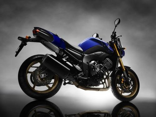 Yamaha FZ8 2010 - Foto 5 di 14