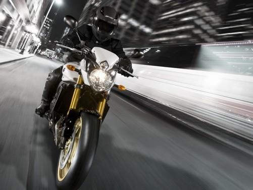 Yamaha FZ8 2010 - Foto 1 di 14