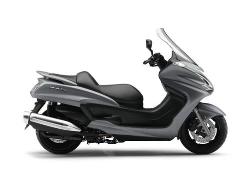 Yamaha Majesty 400, scooter da turismo secondo Yamaha - Foto 7 di 10