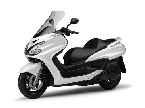 Yamaha Majesty 400, scooter da turismo secondo Yamaha - Foto 8 di 10