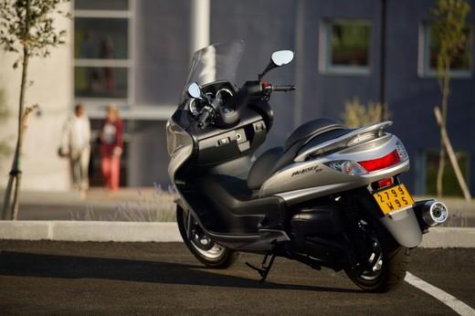 Yamaha Majesty 400, scooter da turismo secondo Yamaha