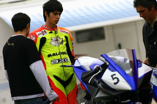 Yamaha R 125 Cup 2010 - Foto 3 di 28