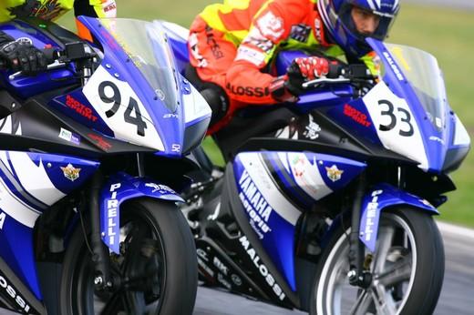 Yamaha R 125 Cup 2010 - Foto 7 di 28