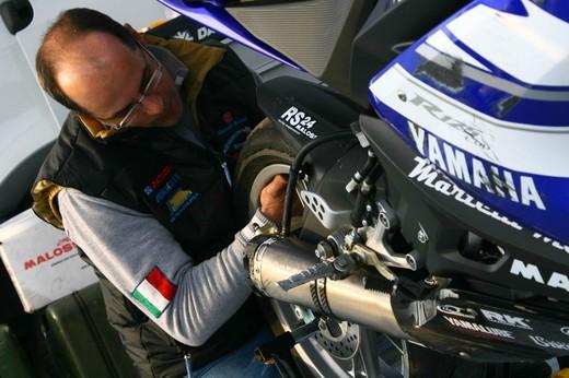 Yamaha R 125 Cup 2010 - Foto 14 di 28