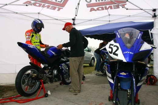 Yamaha R 125 Cup 2010 - Foto 16 di 28