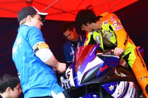 Yamaha R 125 Cup 2010 - Foto 18 di 28