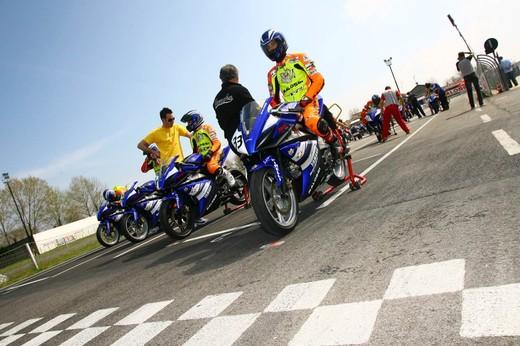Yamaha R 125 Cup 2010 - Foto 1 di 28