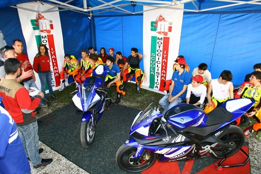 Yamaha R 125 Cup 2010 - Foto 20 di 28
