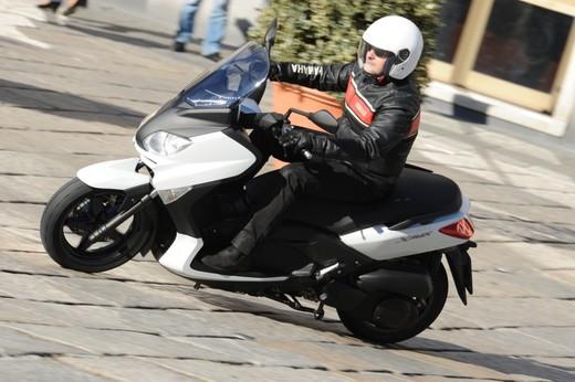 Yamaha X-Max 250 – Test Ride