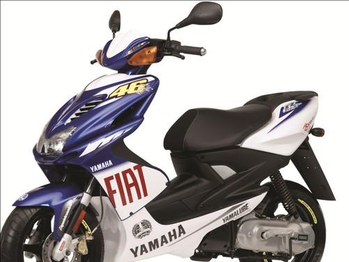 Aerox Fiat Yamaha Team Replica 2010
