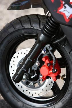 Yamaha BW's 125 – Test ride - Foto 6 di 27