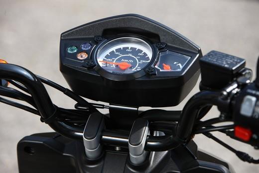Yamaha BW's 125 – Test ride - Foto 10 di 27
