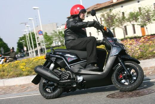 Yamaha BW's 125 – Test ride - Foto 1 di 27