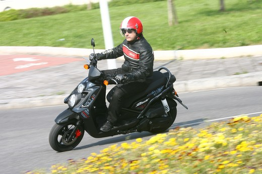 Yamaha BW's 125 – Test ride - Foto 2 di 27