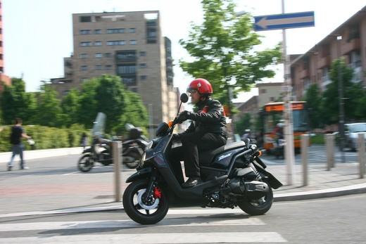 Yamaha BW's 125 – Test ride - Foto 4 di 27