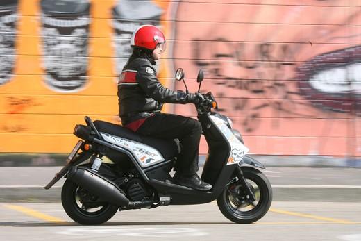 Yamaha BW's 125 – Test ride - Foto 18 di 27