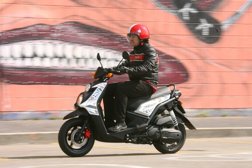 Yamaha BW's 125 – Test ride - Foto 19 di 27