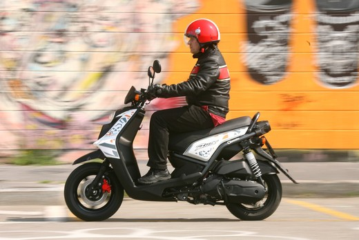 Yamaha BW's 125 – Test ride - Foto 20 di 27
