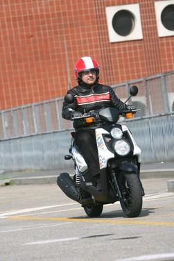 Yamaha BW's 125 – Test ride - Foto 21 di 27