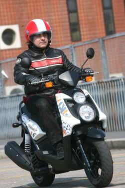 Yamaha BW's 125 – Test ride - Foto 22 di 27