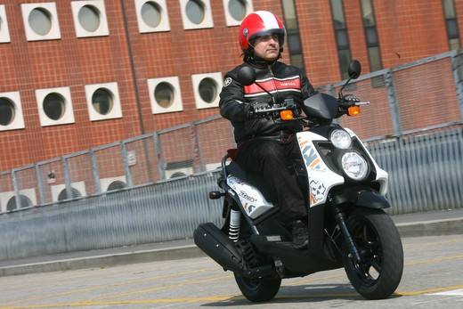 Yamaha BW's 125 – Test ride - Foto 23 di 27