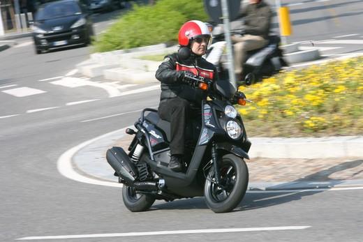 Yamaha BW's 125 – Test ride - Foto 25 di 27