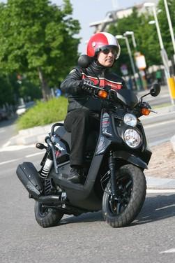 Yamaha BW's 125 – Test ride - Foto 26 di 27