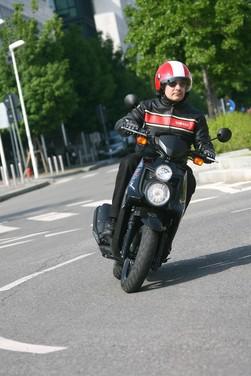 Yamaha BW's 125 – Test ride - Foto 27 di 27