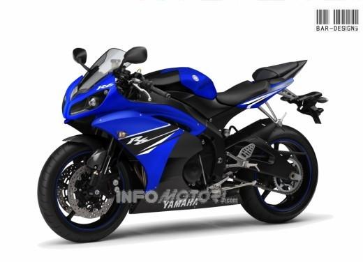 Yamaha R6 2011 - Foto  di