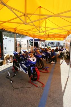Partita la Yamaha R125 Cup 2010 - Foto 4 di 31