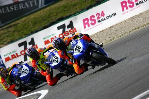 Partita la Yamaha R125 Cup 2010 - Foto 6 di 31
