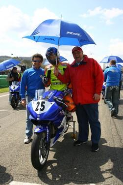 Partita la Yamaha R125 Cup 2010 - Foto 7 di 31