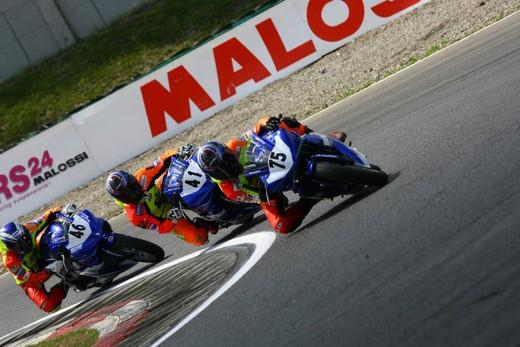 Partita la Yamaha R125 Cup 2010 - Foto 8 di 31