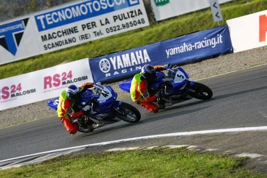 Partita la Yamaha R125 Cup 2010 - Foto 9 di 31