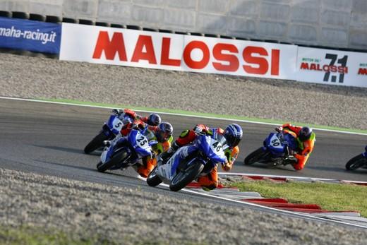 Partita la Yamaha R125 Cup 2010 - Foto 10 di 31