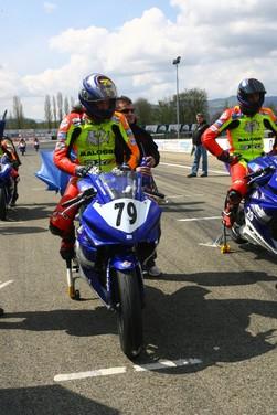 Partita la Yamaha R125 Cup 2010 - Foto 11 di 31