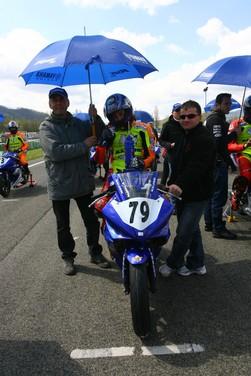 Partita la Yamaha R125 Cup 2010 - Foto 12 di 31