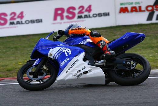 Partita la Yamaha R125 Cup 2010 - Foto 13 di 31