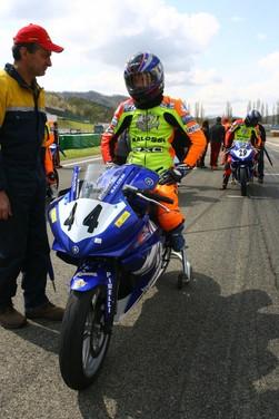 Partita la Yamaha R125 Cup 2010 - Foto 15 di 31