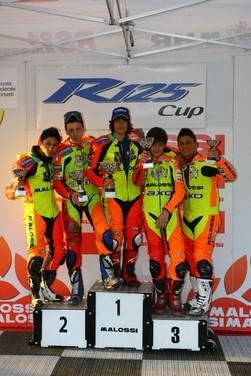 Partita la Yamaha R125 Cup 2010 - Foto 25 di 31