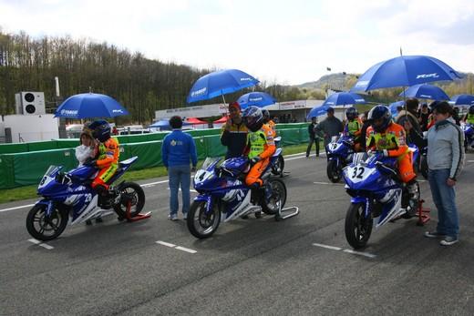 Partita la Yamaha R125 Cup 2010 - Foto 26 di 31