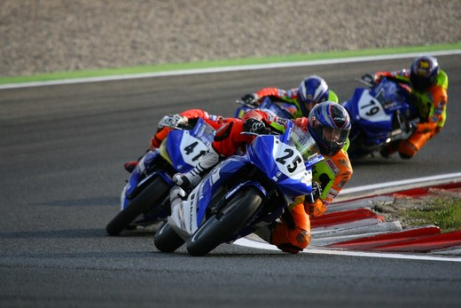 Partita la Yamaha R125 Cup 2010